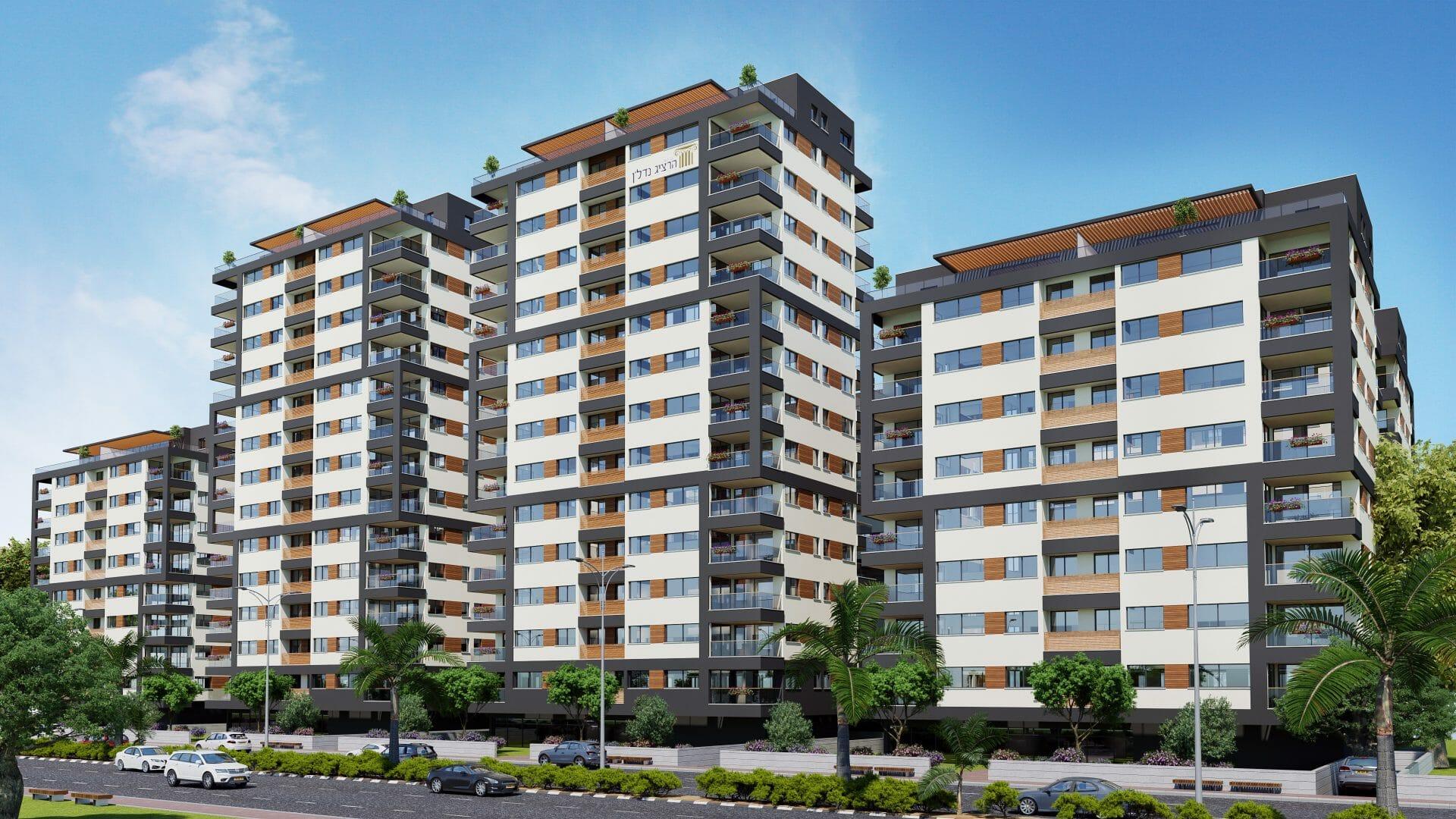 תכנון: עדנה מור אדריכלות ובינוי ערים